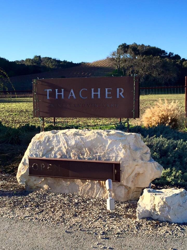 Thacher Winery & Vineyard
